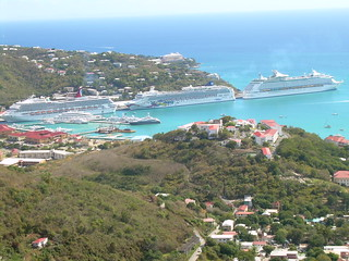 The Bay of St. Thomas