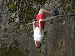 mathias hanging