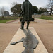 Small photo of Stevie Ray Vaughan Statue