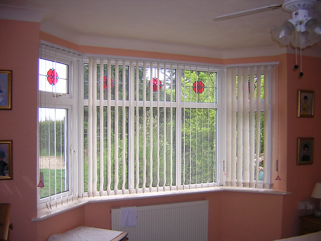 Vertical Blinds Bay Window Flickr Photo Sharing