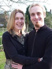 Seb and Stu 25 March 2007 in Shropshire