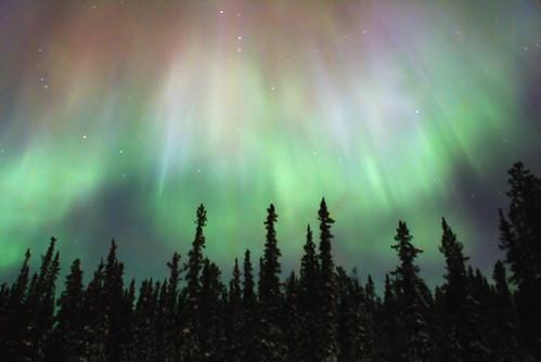Northern Lights, Yukon, Canada