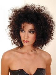 black hair, face, hairstyle, ringlet, clothing, jheri curl, hair, afro, brown hair,