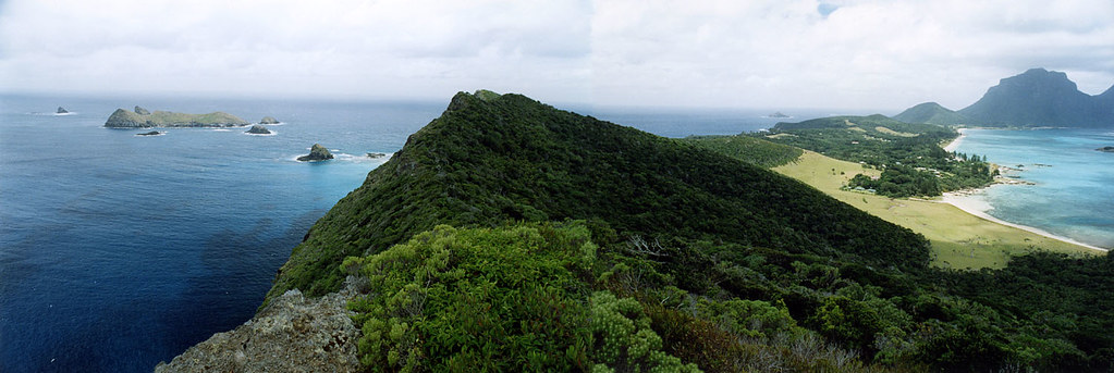View from Kim's Lookout