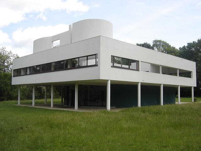 villa savoye le corbusier flickr photo sharing. Black Bedroom Furniture Sets. Home Design Ideas