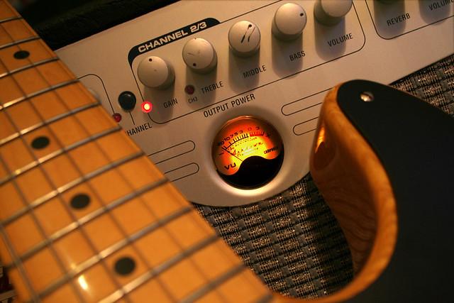 Pack my guitar, pack my amp