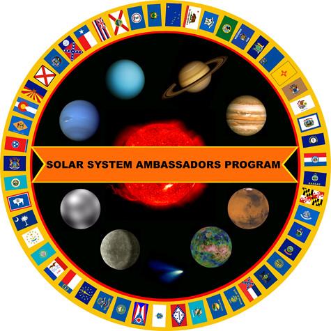 JPL Solar System Ambassador logo | The Solar System ...
