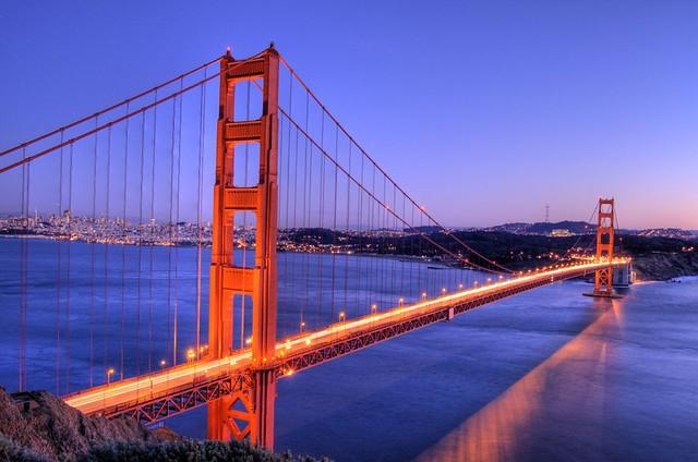 Golden Gate Bridge – HDR