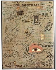 Francis Picabia, The Cacodylic Eye
