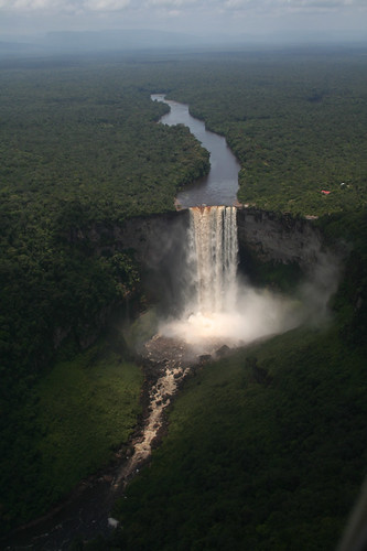 nature water landscapes waterfall guyana kaieteurnationalpark