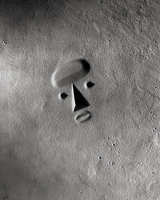 Noguchi -- To Be Viewed From Mars, 1947