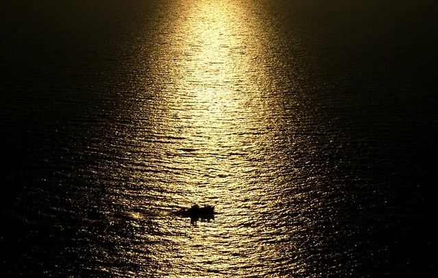 golden sea, Panasonic DMC-LC70