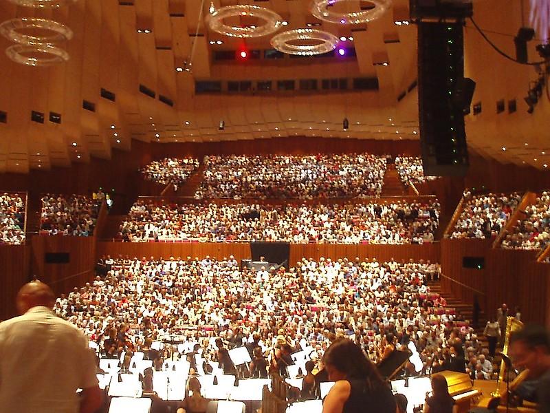 Sydney Opera House, 2007