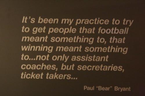 Coach's Quote