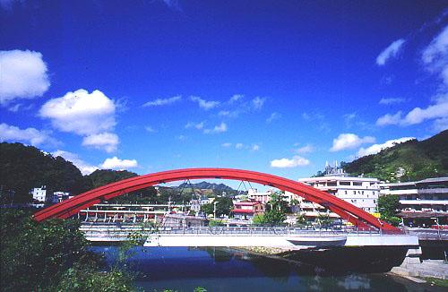 J918坪林北勢溪拱橋