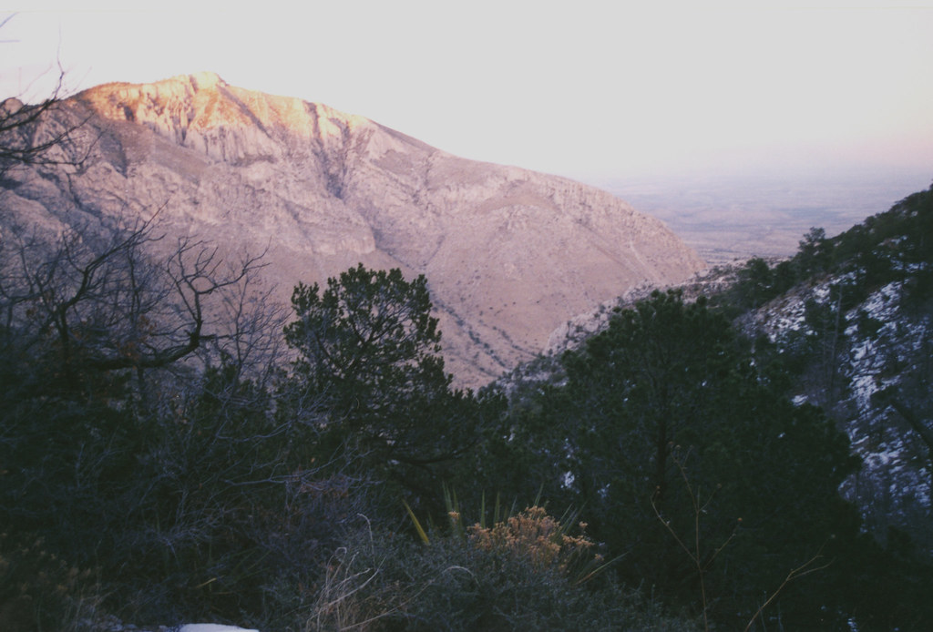 Legend and Lore of the Guadalupe Mountains