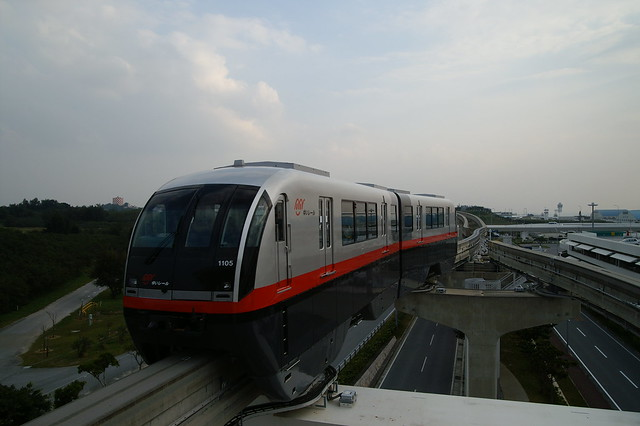 Yui-Rail @ Naha Airport Station