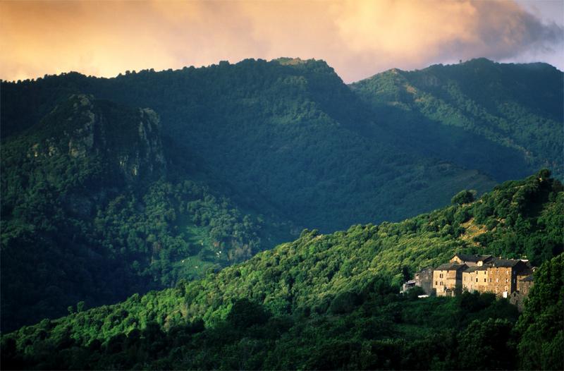 Corse Village Velone