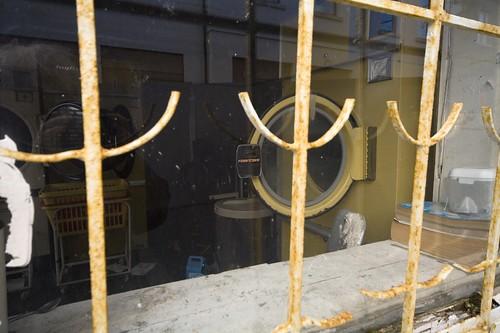 Abandoned Laundry by infomatique