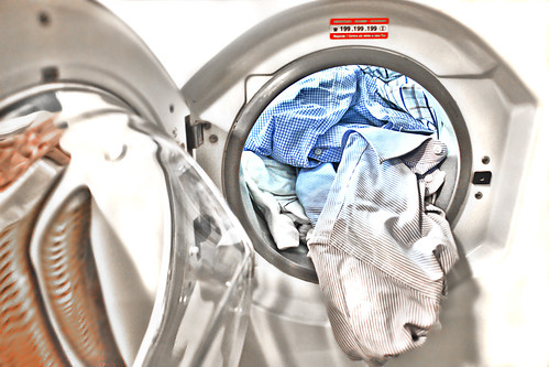 Washing machine - HDR Test