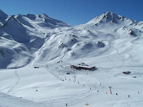 ski in ski out austria