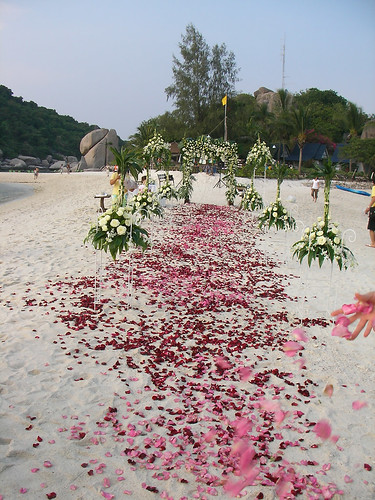 koh nangyuan wedding