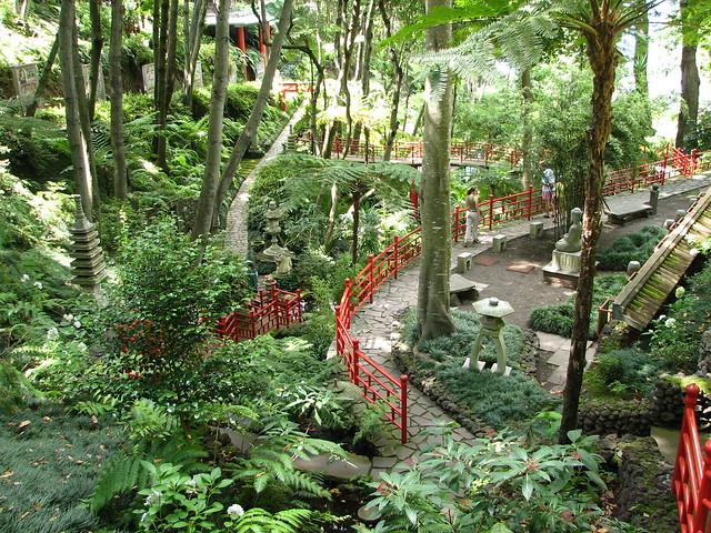 jardin japones entrada jard n tropical entrada norte al jard n japon s flickr
