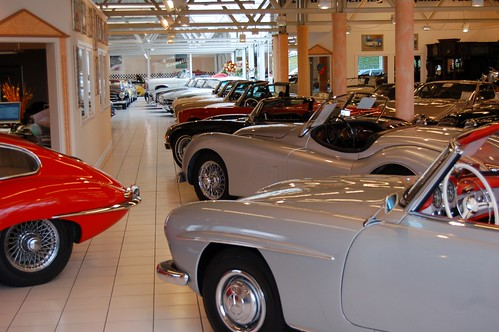 classic british sports cars