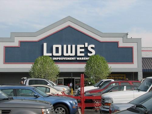 Local home improvement store
