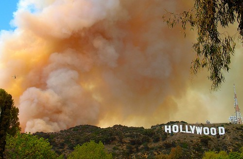 Hollywood Fire by Jeremiah Christopher