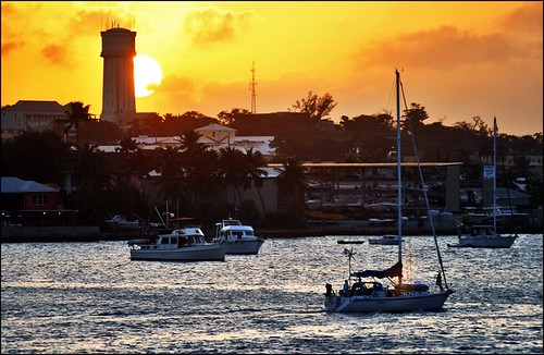 Nassau Harbour