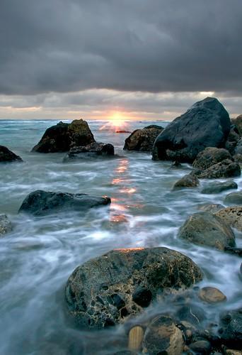 ocean california sunset storm clouds bravo rocks waves pacific cove abalone verdes palos specland abigfave flickrplatinum