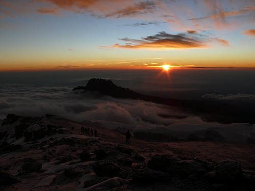 mountain kilimanjaro clouds sunrise geotagged tanzania altitude geocoded geotoolgeoretagr geolat307955555556 geolon373586111111