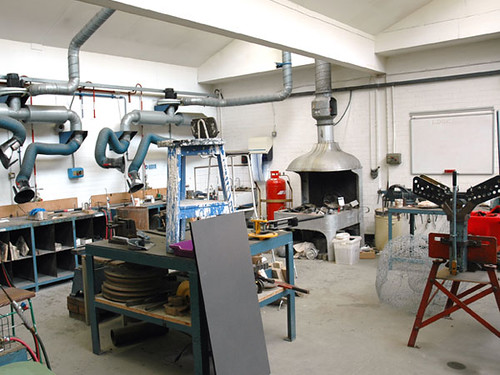 Bower Ashton - Metalwork Studio