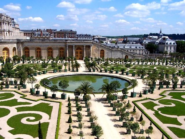 Orangerie Jardines De Versalles I Hope You To Like This Flickr
