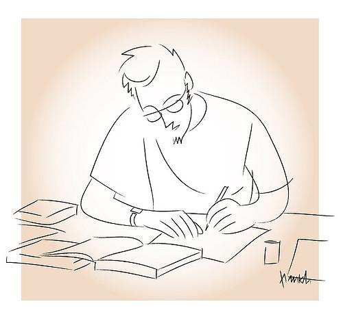 sketching // bosquejando by Frank.Hilzerman