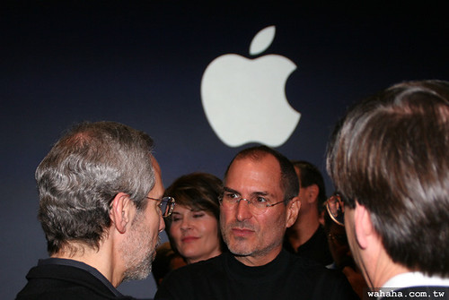 Steve Jobs @ Macworld Expo 2007 Keynote
