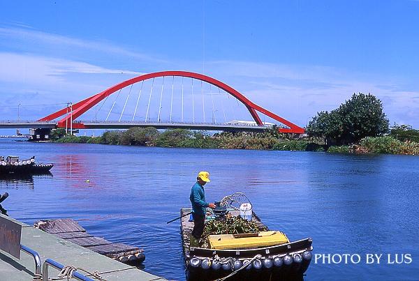 C806東港溪進德景觀大橋