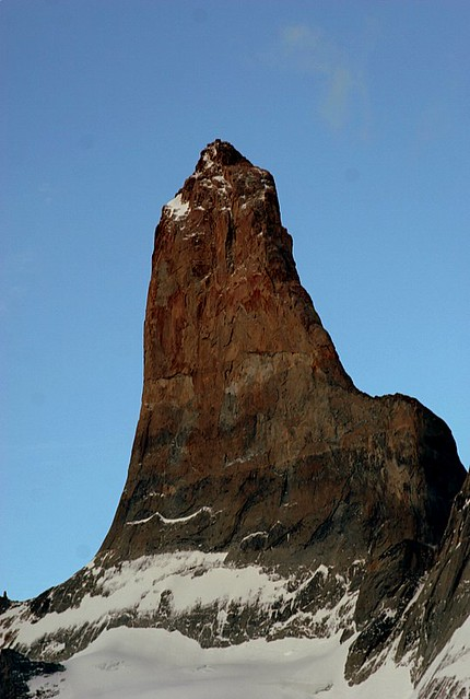 The Southern Tower of Paine or The Monzino Tower
