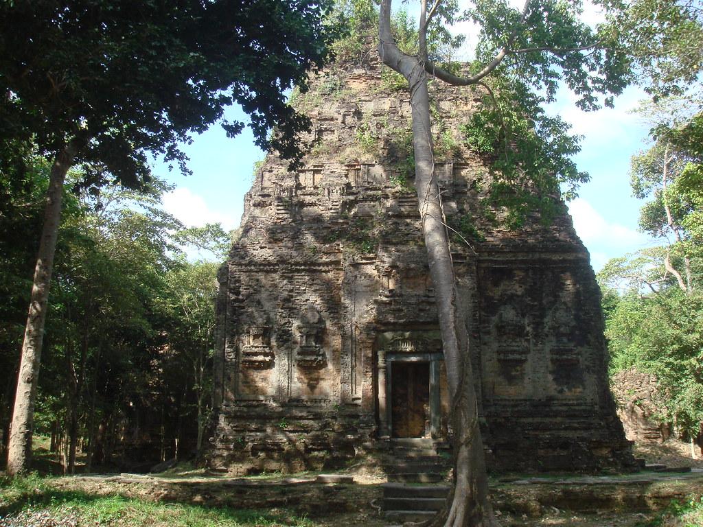 Templos de Sambor Prei Kuk