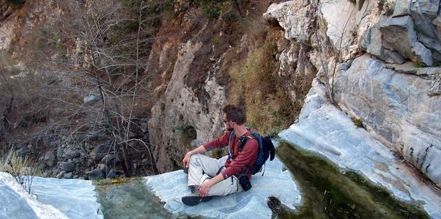 Condor Peak via Trail Canyon 062