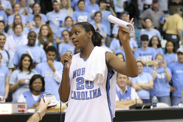 Athletes sue UNC, NCAA for not getting education