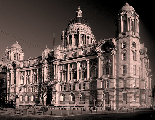 Mersey Dock Building