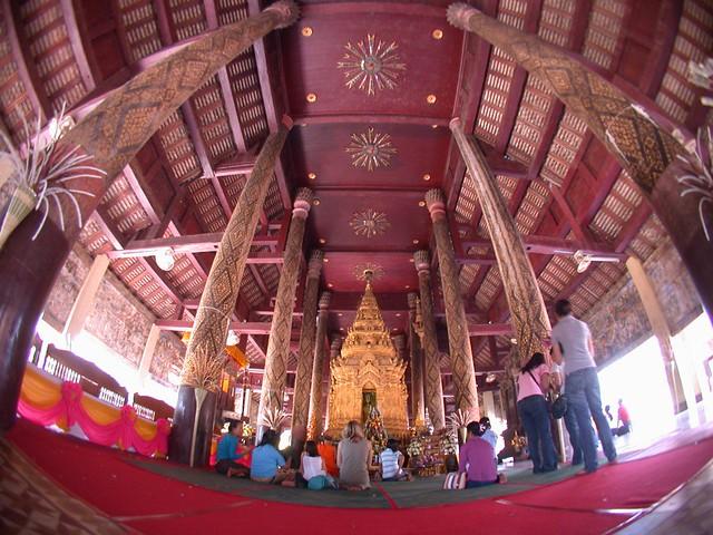 วัดพระธาตุลำปางหลวง , Wat Phra That Lampang Luang