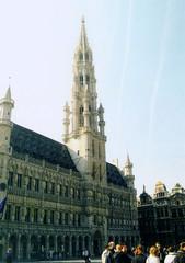 Brussels Stadhuis
