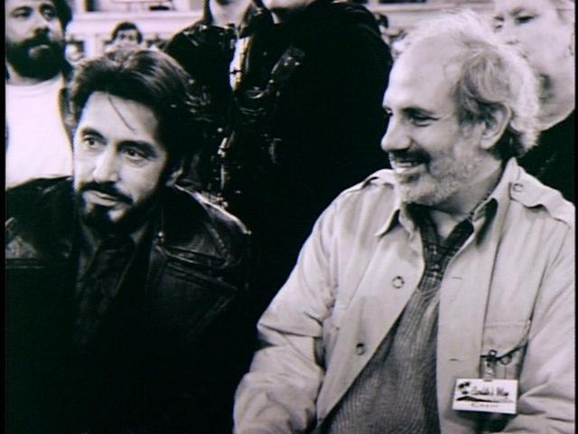 Brian De Palma y Al Pacino vuelven a estar juntos