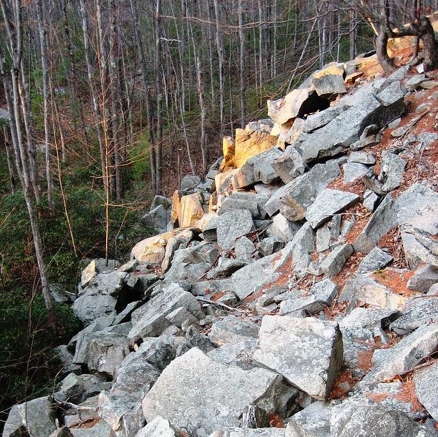 Granite Slide