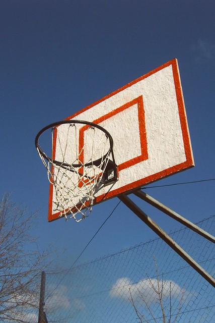 Panier de basket flickr photo sharing - Panier de basket junior ...