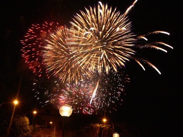 HerryLawford fireworks