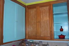 furniture, room, cupboard, wood stain, interior design, door, cabinetry,